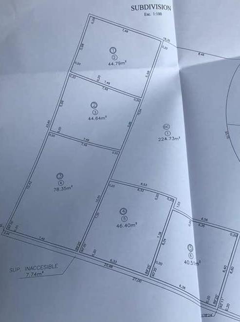 Galpones - Zona Industrial